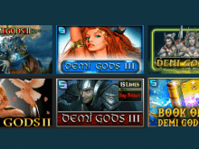 игровые автоматы Demi Gods